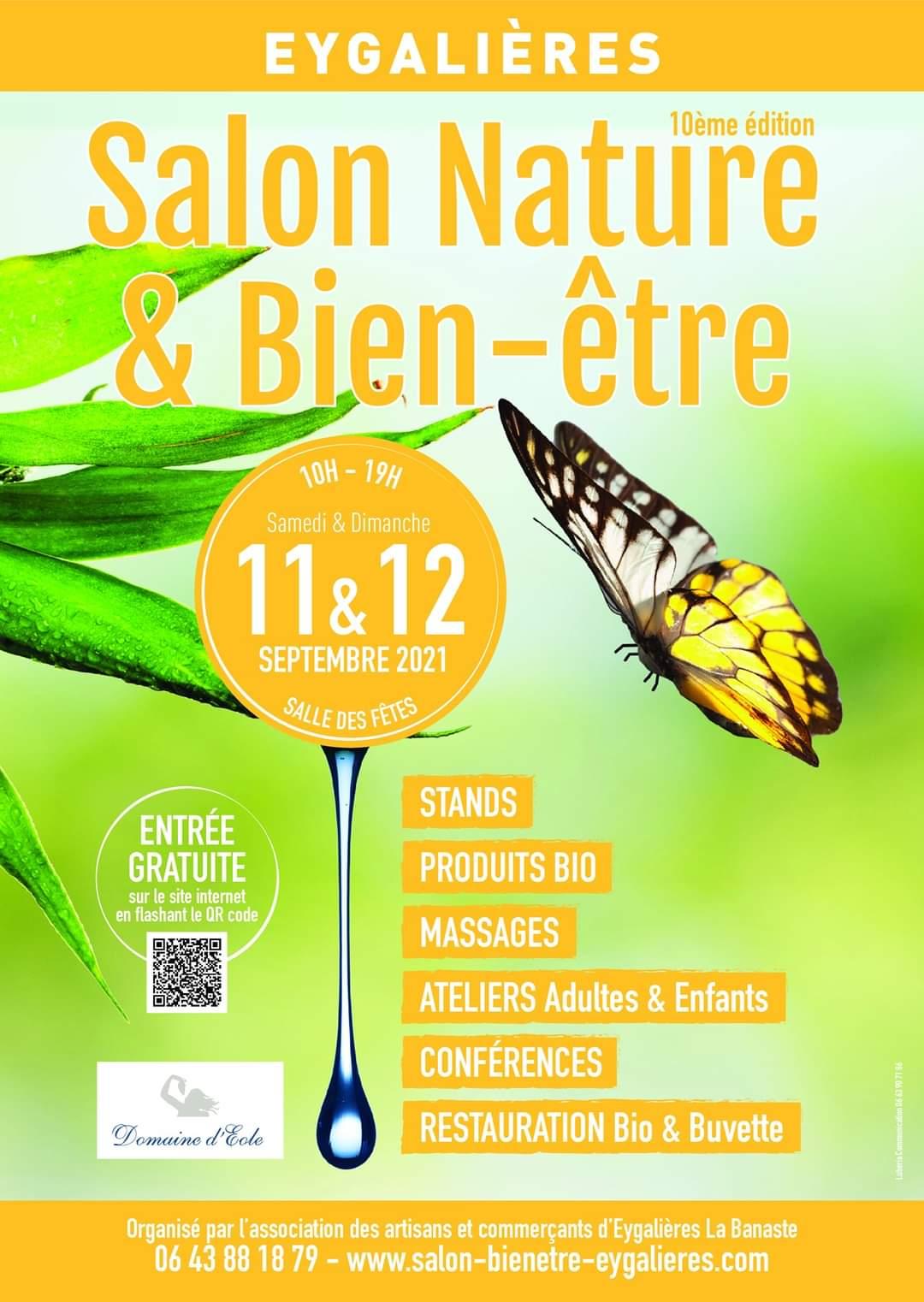 Salon Nature et Bien-Être